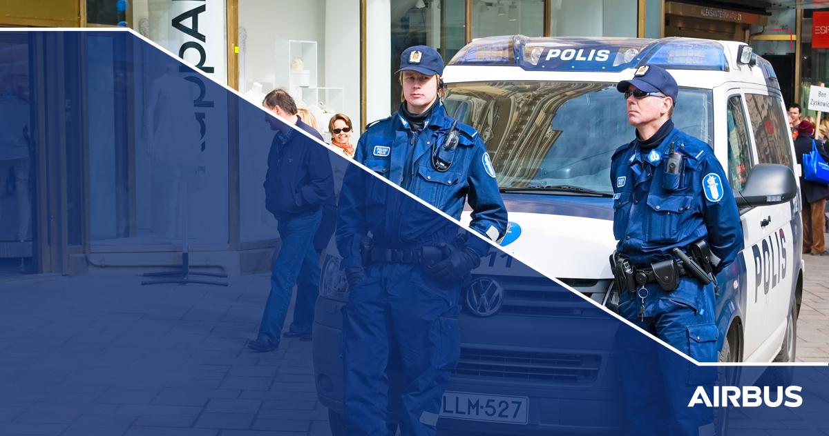 policías fineses