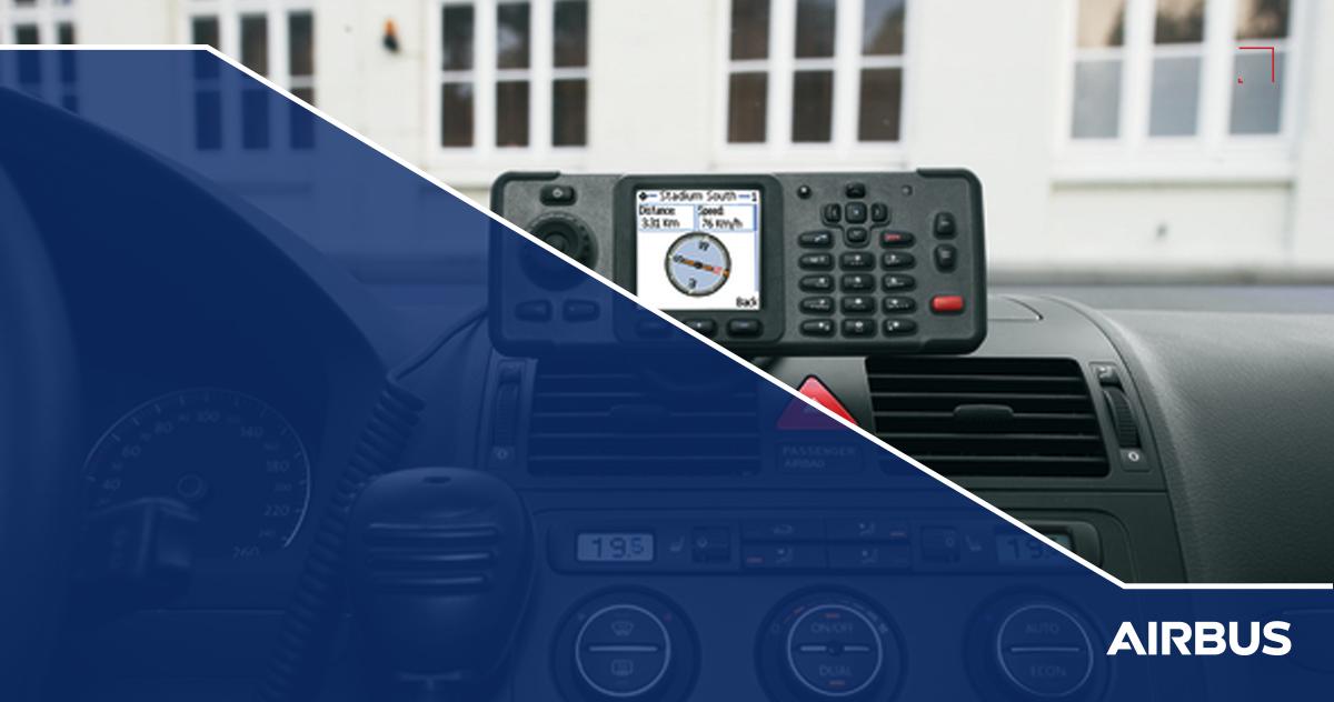 Radio TMR880i en el automóvil
